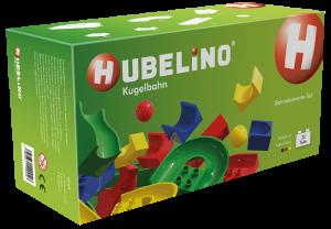 Hubelino Kugelbahn 30 Bahnelemente