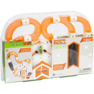 Hexbug V2 Neon Barrel Roll Set