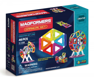 Magformers Carnival Set  Deutsche Version, kein Re-Import !