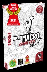 MicroMacro - Crime City - Spiel des Jahres 2021