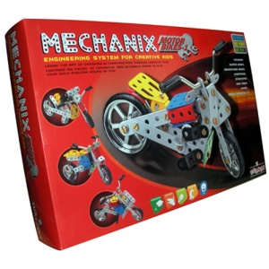 Mechanix Motor Bikes 1