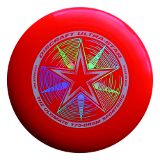Discraft Ultra Star 175g Bright Red