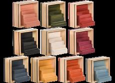 Kapla 40er Kiste farbig