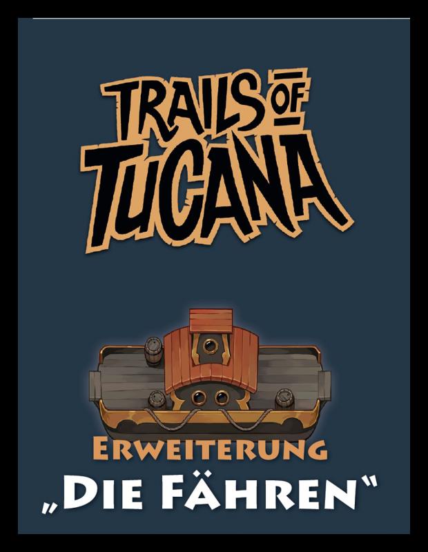 Trails of Tucana: Die Fähren Erweiterung