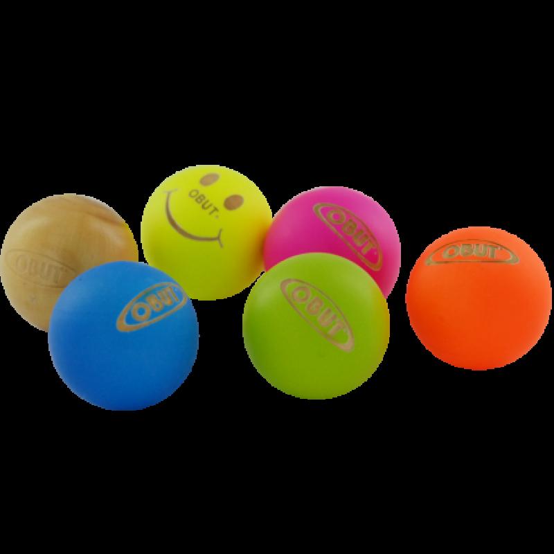 Zielkugel farbig fluoreszierend