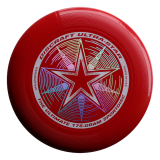 Discraft Ultra Star 175g Dark Red