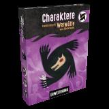 Charaktere (Erweiterung zu Werwölfe v. Düsterwald)