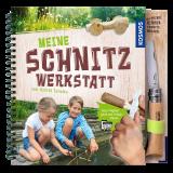 Buch Meine Schnitzwerkstatt inkl. Opinel