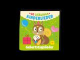 30 Lieblings-Kinderlieder - Geburtstagslieder