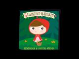 5 Lieblings-Märchen - Rotkäppchen und weitere Märchen