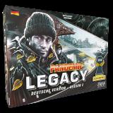 Pandemic Legacy S2 - Schwarz