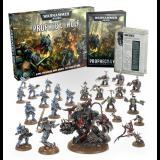 Warhammer 40.000 - Weissagung des Wolfes