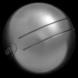 Loisir Inox DUAL 3er Satz incl. Beutel und Zielkugel