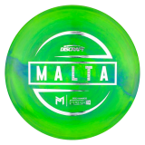 Discraft Malta Paul McBeth Edition