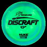 Discraft Nuke ESP Line Paige Pierce Signature Series