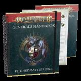 Age of Sigmar Generals Handbook Englische Ausgabe