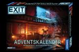 EXIT Adventskalender 2021 - die Jagd nach dem goldenen Buch -