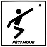 Aufkleber Piktogramm Pointeur