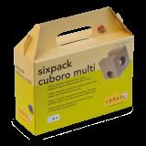 Cuboro Sixpack Multi